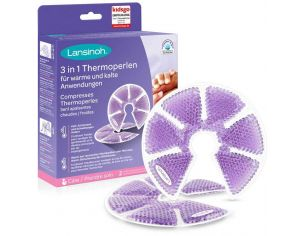 LANSINOH Therapearl Coussinets apaisants chaud/froid