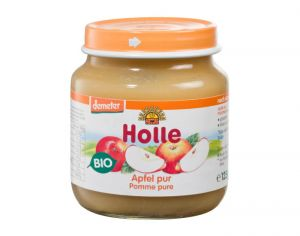 HOLLE Petit pot de fruit - 125 g