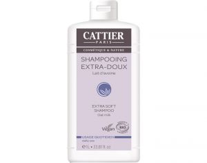 CATTIER Shampooing Extra-Doux - 1 L