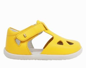 BOBUX Step Up Zap Chaussures Bébé - Yellow