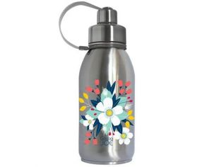 GASPAJOE Gourde en inox collection friendly Bouquet