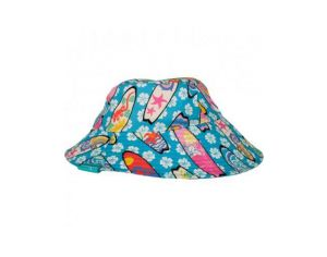 MAYOPARASOL Surf Chapeau anti UV Multicolore