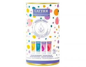 CATTIER Coffret Mini Douche