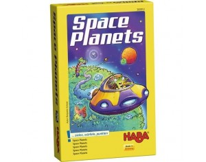 HABA Space planets - Dès 6 ans