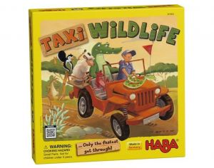 HABA Taxi wildlife - Dès  5 ans
