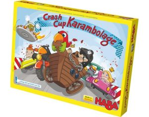 HABA Crash Cup Carambolage - Dès  6 ans