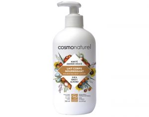 COSMO NATUREL Lait Corporel Karité 500ml