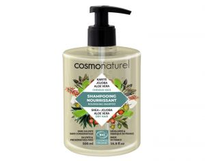 COSMO NATUREL Shampooing Cheveux Secs 500ml