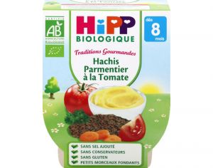 HIPP Bol Traditions Gourmandes - 2 x 190 g