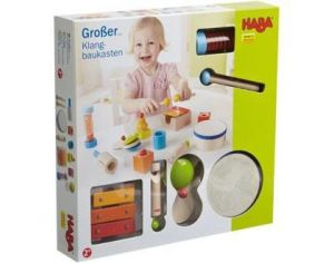 HABA Grand coffret d eveil musical 12 pieces