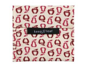 KEEP LEAF Pochette lavable large - Fruits
