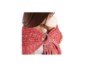 Ring-sling et Echarpes de portage avec Anneaux   Bébé au Naturel fa8386aa87b