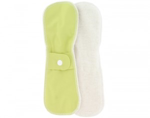 LULU NATURE Serviettes Lavables en Chanvre Nuit - Lot de 2