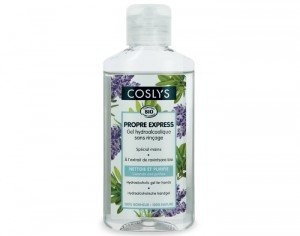 COSLYS Gel Mains Hydroalcoolique 100ml