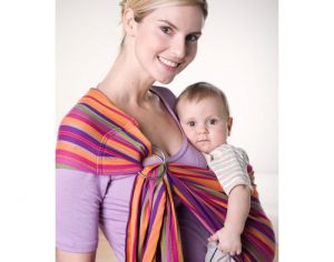 AMAZONAS Ring Sling Lollipop Small 180 x 70 cm
