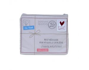 LITTLE CREVETTE Trousse de Toilette Mini Express