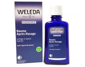 WELEDA Baume apr�s rasage - 100 ml