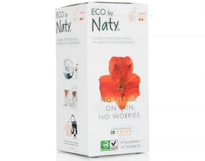 NATY Protège-Slips Normal - Paquet de 32