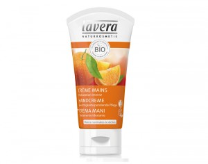 LAVERA Crème Mains - 50 ml Orange - Argousier