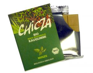 CHICZA Chewing-gum Menthe