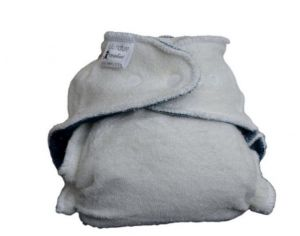 LULU NATURE Couche Lavable Dodo Bambou 5-15 kg - A Pressions