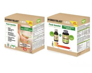 STC NUTRITION Hydroxyblast - Pack Booster - Cure de 30 jours