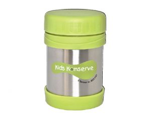 KIDS KONSERVE Box Alimentaire Isotherme Vert - 355 ml