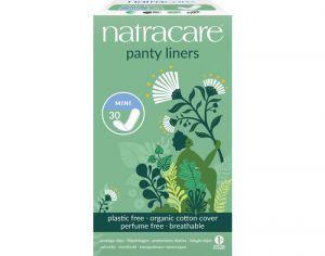 NATRACARE Protège-slips Mini