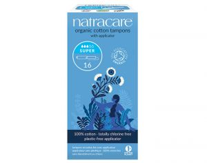 NATRACARE Tampons Avec Applicateur