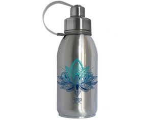 GASPAJOE Gourde en inox collection friendly Lotus - 700ml