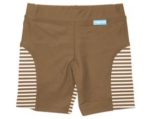 MAYOPARASOL Etoile Shorty Anti UV - Marron 4 ans