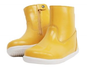 BOBUX Bottes I Walk Paddington Imperméables Doublure Mérinos -  Yellow