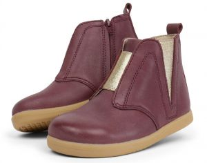 BOBUX Bottines I Walk Signet -  Plum
