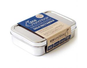 ECOLUNCH BOX Lunch Box Inox Solo Rectangle - 820ml