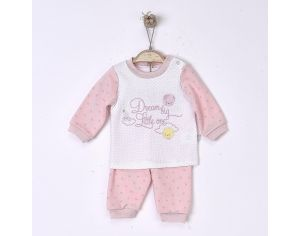 BEBESEO Pyjama Dream big little one - Rose