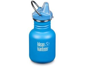 KLEAN KANTEEN Gourde Inox Sippy Pool Party - Bouchon Sippy - 355ml