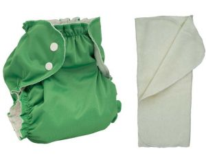 APPLECHEEKS Kit Couche Lavable Incontinence - Happy Holladays - 27-45kg