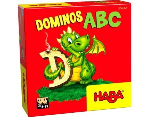 HABA Dominos ABC - Dès 6 ans