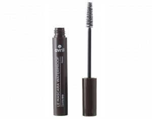 AVRIL Mascara Waterproof Marron - 10 ml