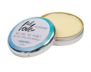 WE LOVE THE PLANET Déodorant Crème - 48 g