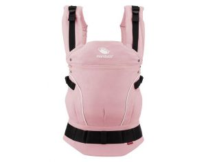 MANDUCA Porte Bebe Pure Cotton Rose