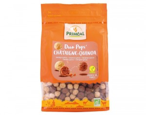 PRIMEAL Chataign'Pops - 200g