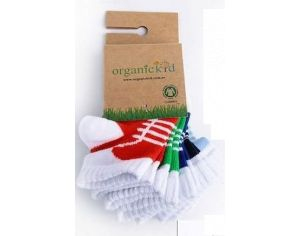 BEBESEO Lot de 5 Chaussettes Sportives