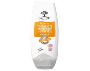 DRUIDE Dentifrice banane - 120ml