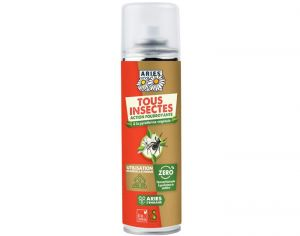 ARIES Insecticide Tous Insectes - Spray 200 ml