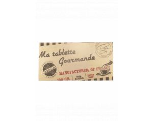 AUVERNHA SOAP Tablette Chocolat
