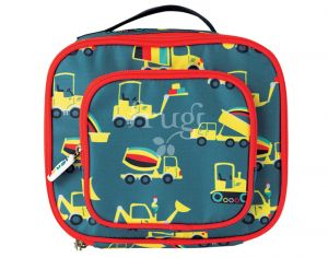 FRUGI Lunch Bag en Polyester Recyclé - Camion