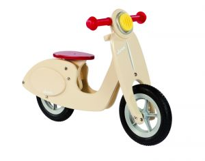 JANOD Scooter Vanilla - D�s 3 ans