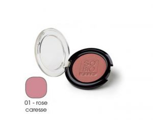 SO'BIO Blush 01 Rose Caresse