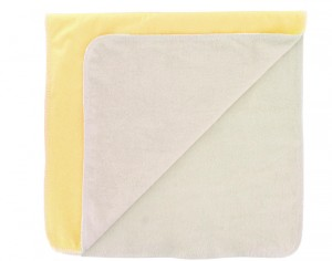 LULU NATURE Tapis de Change Jaune